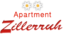 logo zillerruh apartment
